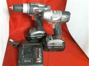 PORTER CABLE Combination Tool Set PC1801D / PC1800ID